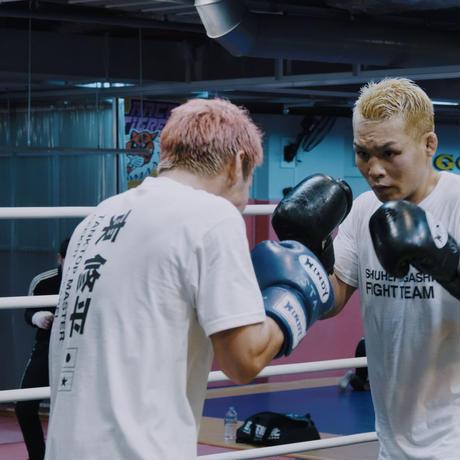 SHUHEI HIGASHI FIGHT TEAM T-Shirt [white]