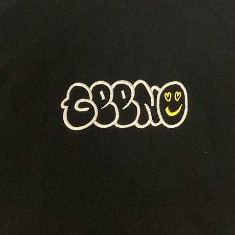 Geeno smile hood design by CRABY