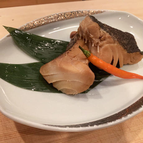 タラの唐辛子味噌漬焼き/拉麺一匠 DEAD or ALIVE