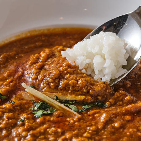 うま辛キーマカレー/幻のインド料理 サフラン池袋