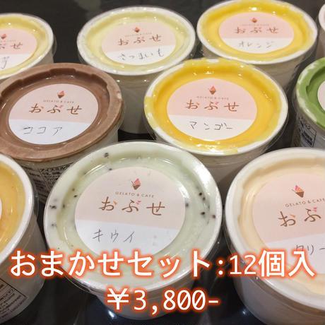 おまかせセット(12個入り)