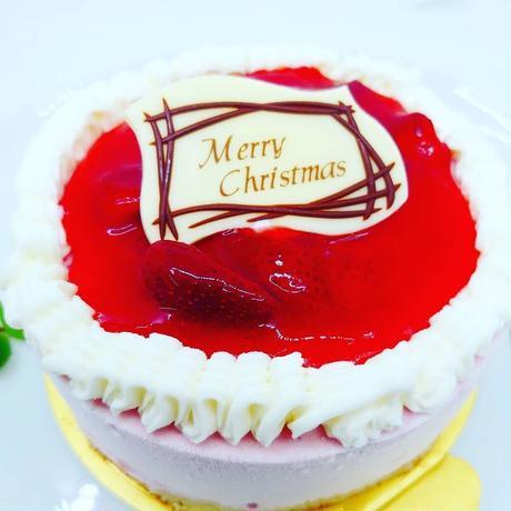 【早期予約特典付き】【予約店頭受取限定】クリスマスジェラートケーキ『フラーゴラ』