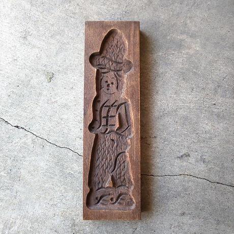 スペキュロスの木型 民族女性