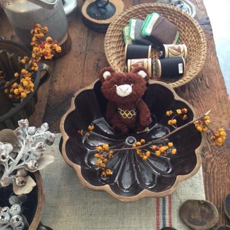 クグロフの型 花形