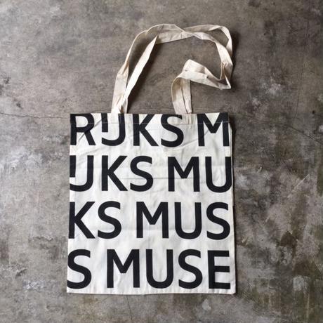 オランダのエコバッグ 美術館 Rijksmuseum