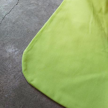 ドイツdm エコバッグ ライトグリーン