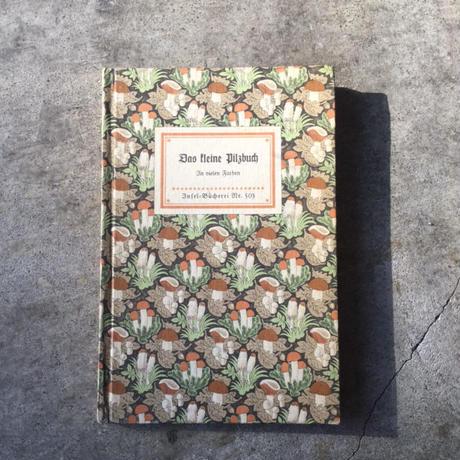 インゼル文庫 No.503 小さなきのこの本