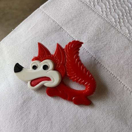 DDR バッジ オオカミ
