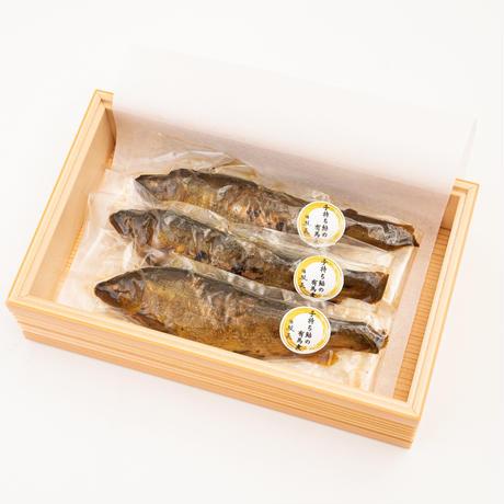 鮎の有馬煮(3匹入り)