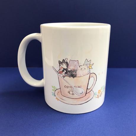 「純喫茶ねこ」コーヒーブレイクセット