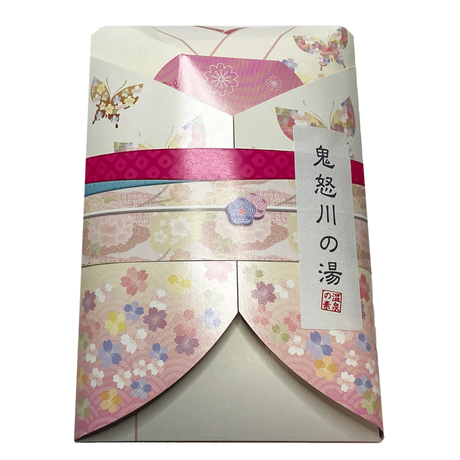 【医薬部外品】鬼怒川の湯 温泉の素 25g × 3個入り 和装パッケージ【送料無料】