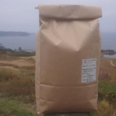 新米 ごりやく米(東後畑棚田こしひかり) 白米(2kg)