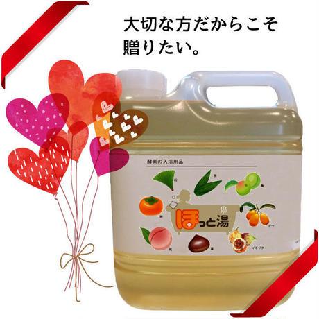 植物酵素水 ほっと湯
