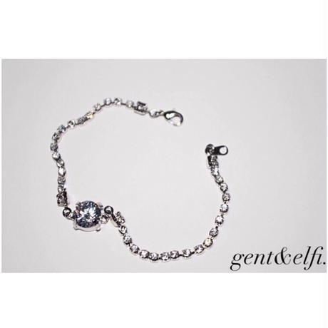 crystal tennisbracelet