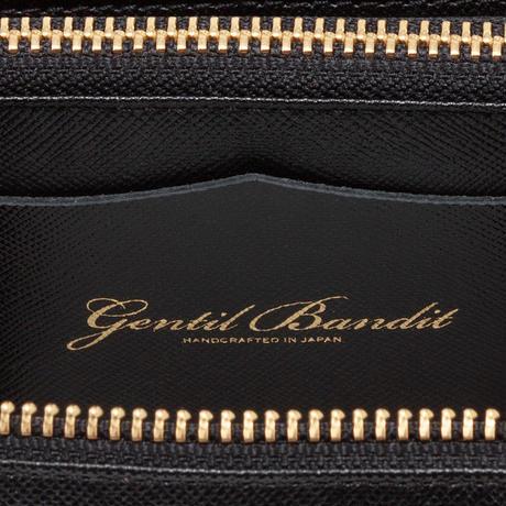 GENTIL BANDIT ZIP AROUND WALLET GBW1975-BCM