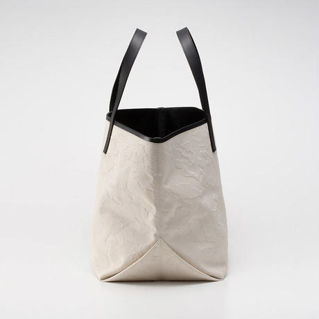 LABEL NOIR CANVAS BACK TOTE Modele 23 GM