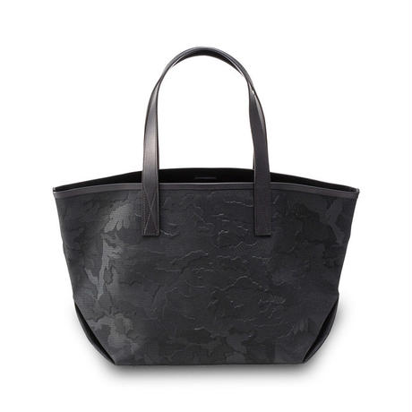 LABEL NOIR CANVAS BACK TOTE Modele 23 MM