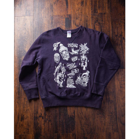 Sweatshirt  (NAVY)