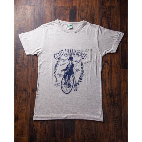Gentleman Tshirt (WHITE)