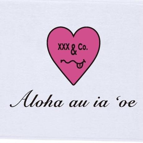 Aloha au ia 'oeハンカチorderカラー