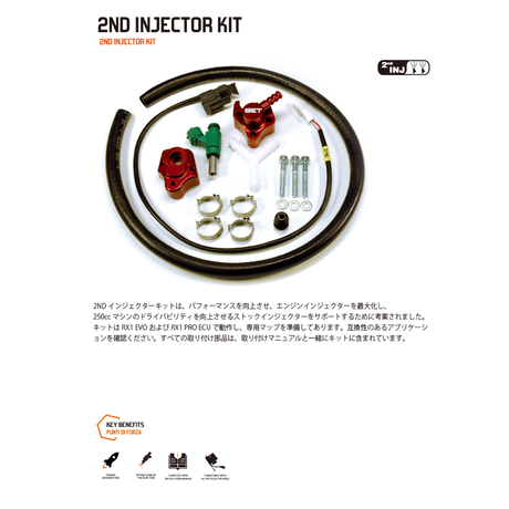 2ND INJECTOR KIT