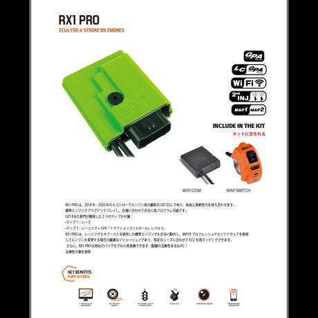 GET RX1 PRO FOR      KTM/HUSQVARNA/GASGAS