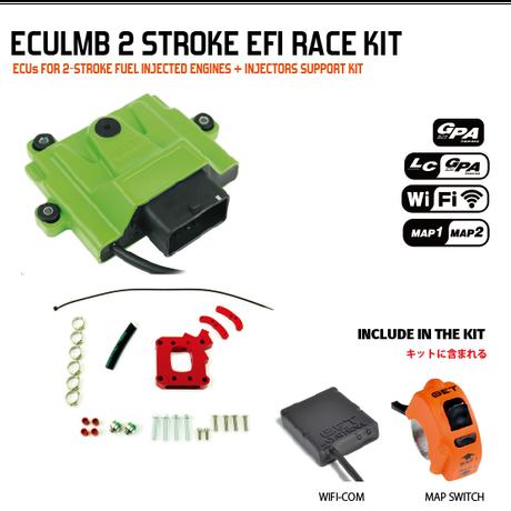 ECULMB 2 STROKE EFI RACE KIT