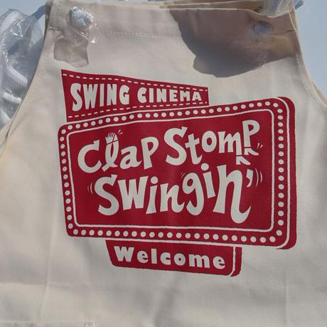 Clap Stomp Swingin' /  / キャンバス・エプロン(ナチュラル)