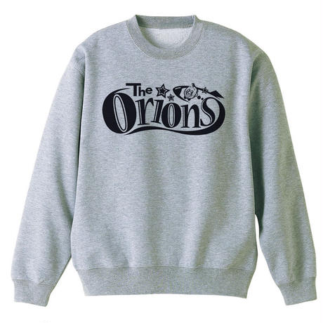 The ORIONS / スウェット O-LOGO A(グレー)