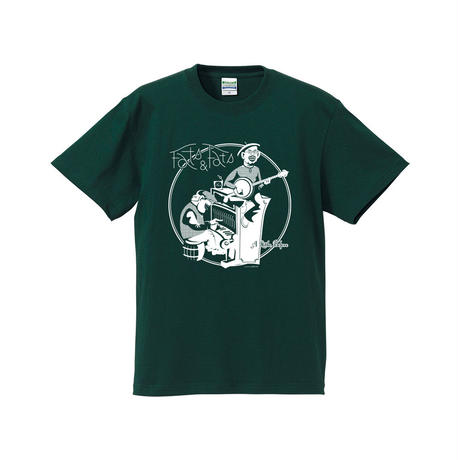 Fats & Fats / A Little Before Tee(フォレスト)