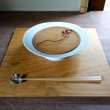 Yoshiyuko Izutsu 桜銘々皿