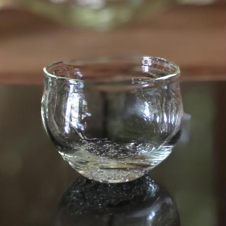Akemi Kaminaga 金彩泡グラス