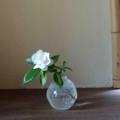Kaori Kawanabe 吹きガラス一輪挿し