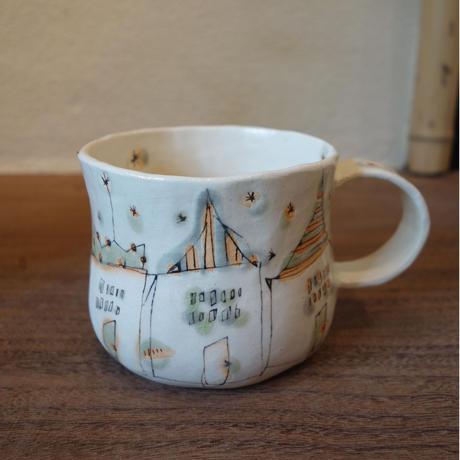 Naho Nishimoto マグカップ