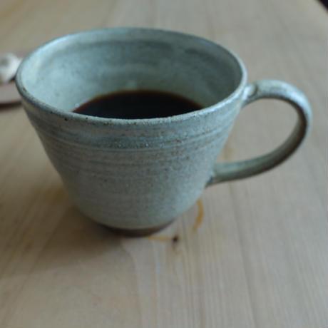 Norikazu Ogawa 灰釉マグカップ