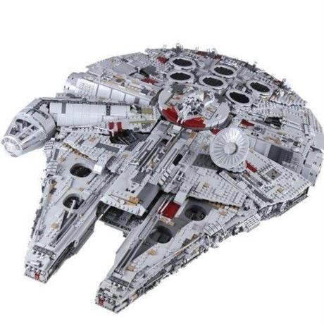 LEPIN  スターウォーズ ・ミレニアムファルコン LEGO互換ブロック