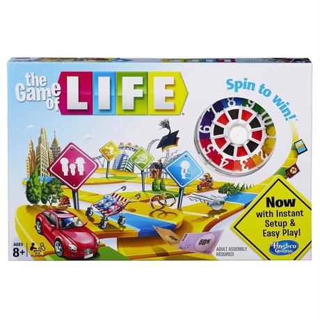 THE GAME OF LIFE  人生ゲーム  海外版