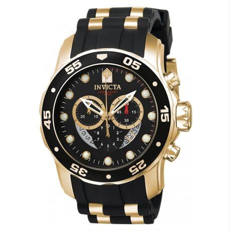 Invicta 腕時計 Pro Diver Collection  スイス製クォーツ 6981 メンズ インビクタ US輸入品
