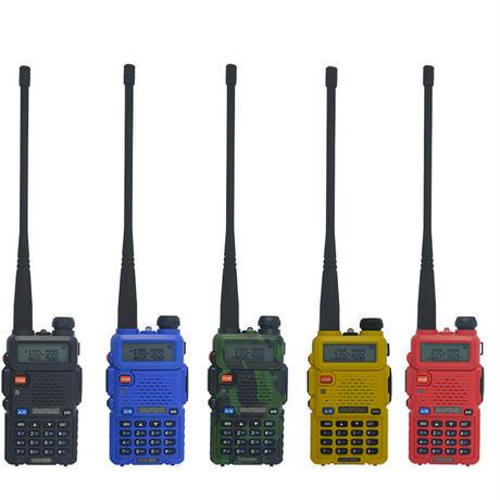Baofeng Pofung UV-5R VHFUHF デュアルバンドトランシーバー(2台×1セット)