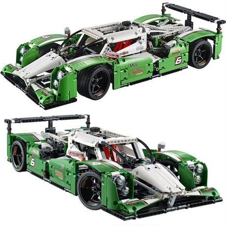 テクニックシリーズ 耐久レースカー LEGO互換ブロック 20003