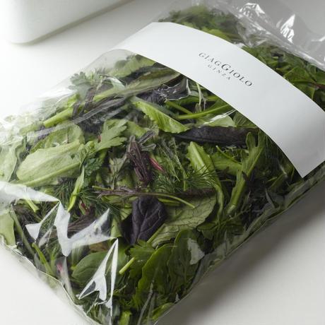 15種類のハーブサラダ