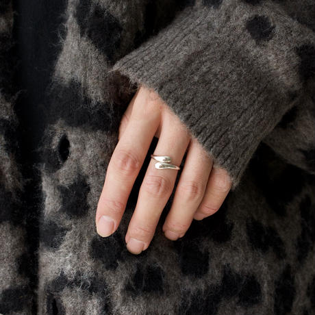 GIDEAL. original silver ring no.2【受注生産受付】