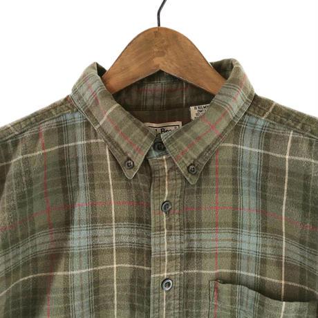 【古着】オーバーチェックシャツ