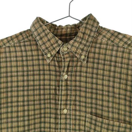 【古着】オーバーサイズチェックシャツ