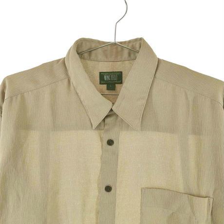 【古着】オーバーサイズシャツ