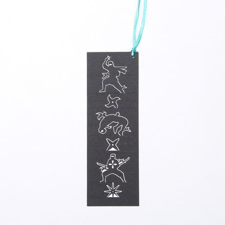 忍者手裏剣「GRAY」#bookmark