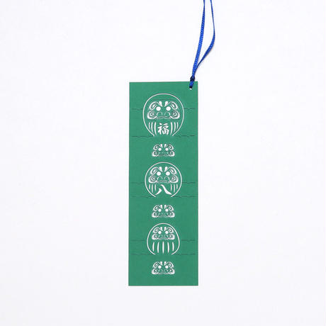だるま「GREEN」#bookmark