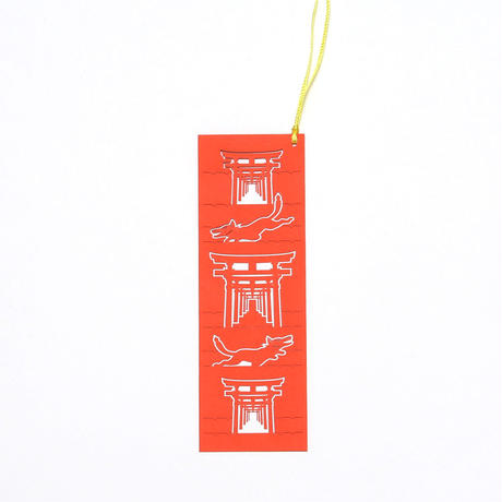 お稲荷さん「VERMILION」#bookmark