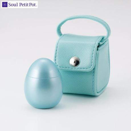 MAO-SP-770 Soul PetitPot ソウル プチポット ミニ骨壷 ポポ パールブルー