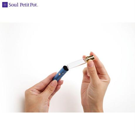 MAO-SP-267 Soul PetitPot ソウル プチポット 携帯型ミニ骨壷 ポケット ムーンスターブラック